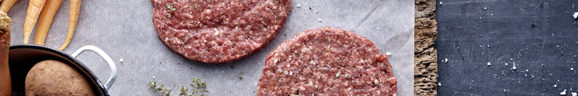 Go Gluten-Free With Our Sausages And Burgers