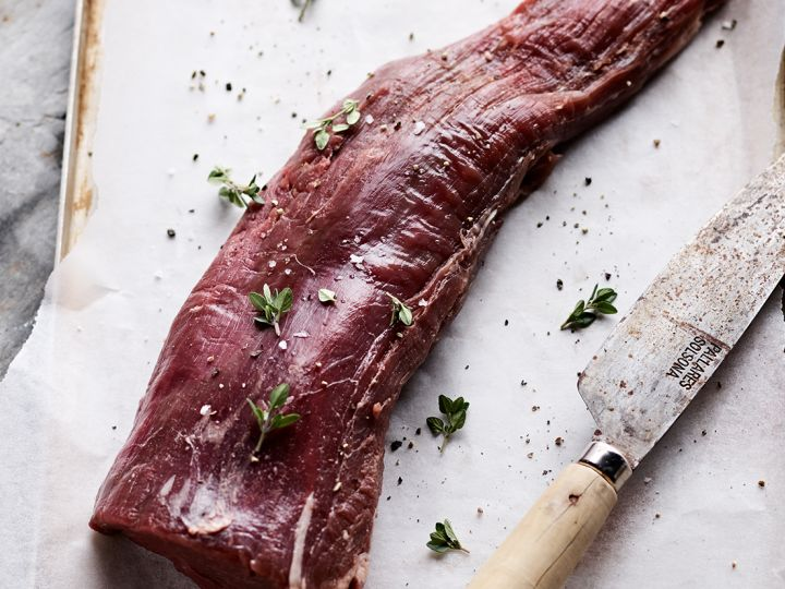 On the Block: Beef Fillet Tail