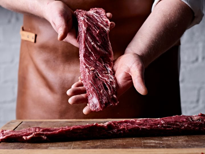 How to Prepare a Hanger Steak