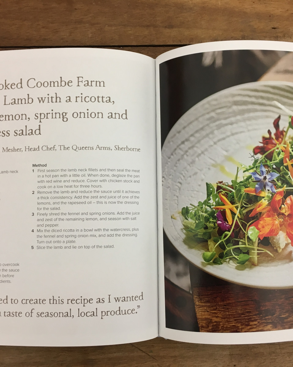 A Taste of the West Country Recipe Book