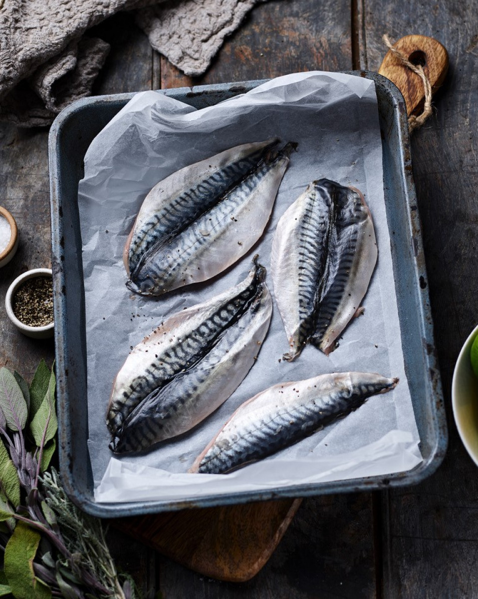 Sustainable Mackerel Fillets