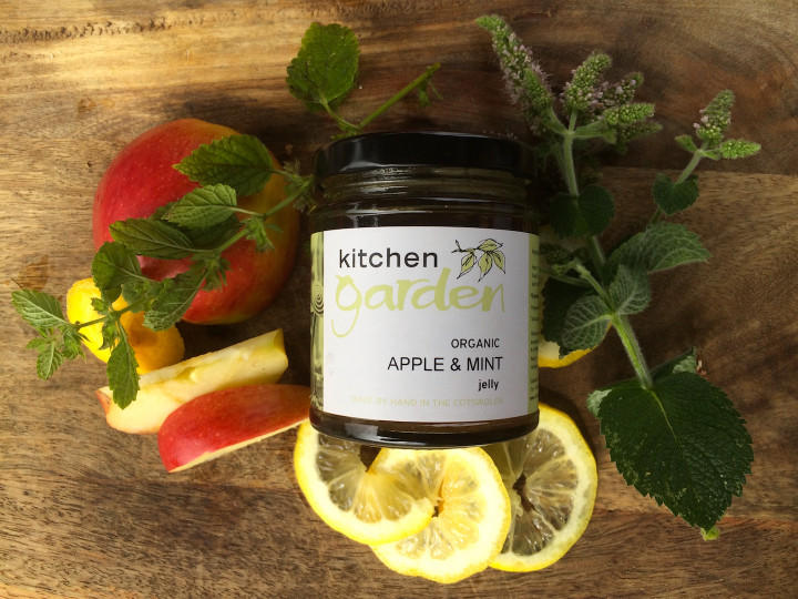 Organic Apple & Mint Jelly