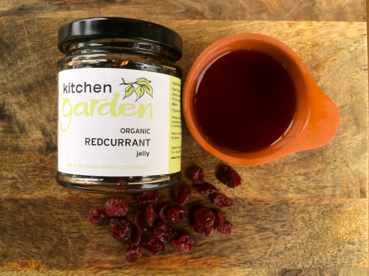 Organic Redcurrant Jelly