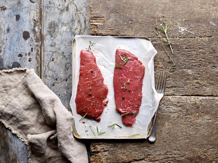 Organic Beef Minute Steak