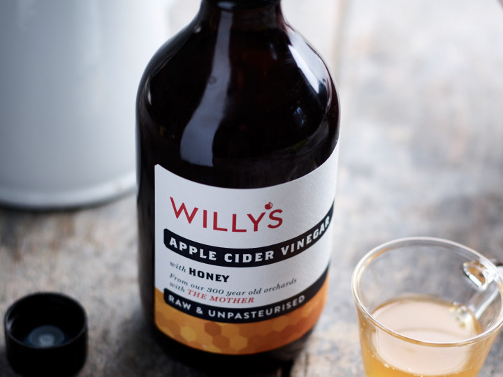 Willy's Cider Apple Vinegar With Honey