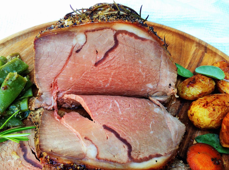 Grass-Fed Organic Beef Brisket | Coombe Farm Organic