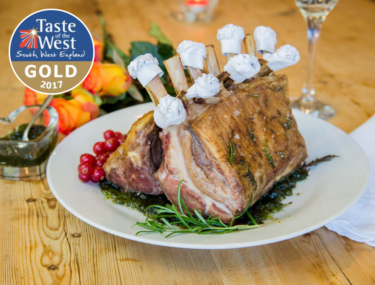 ORGANIC WHOLE RACK OF LAMB
