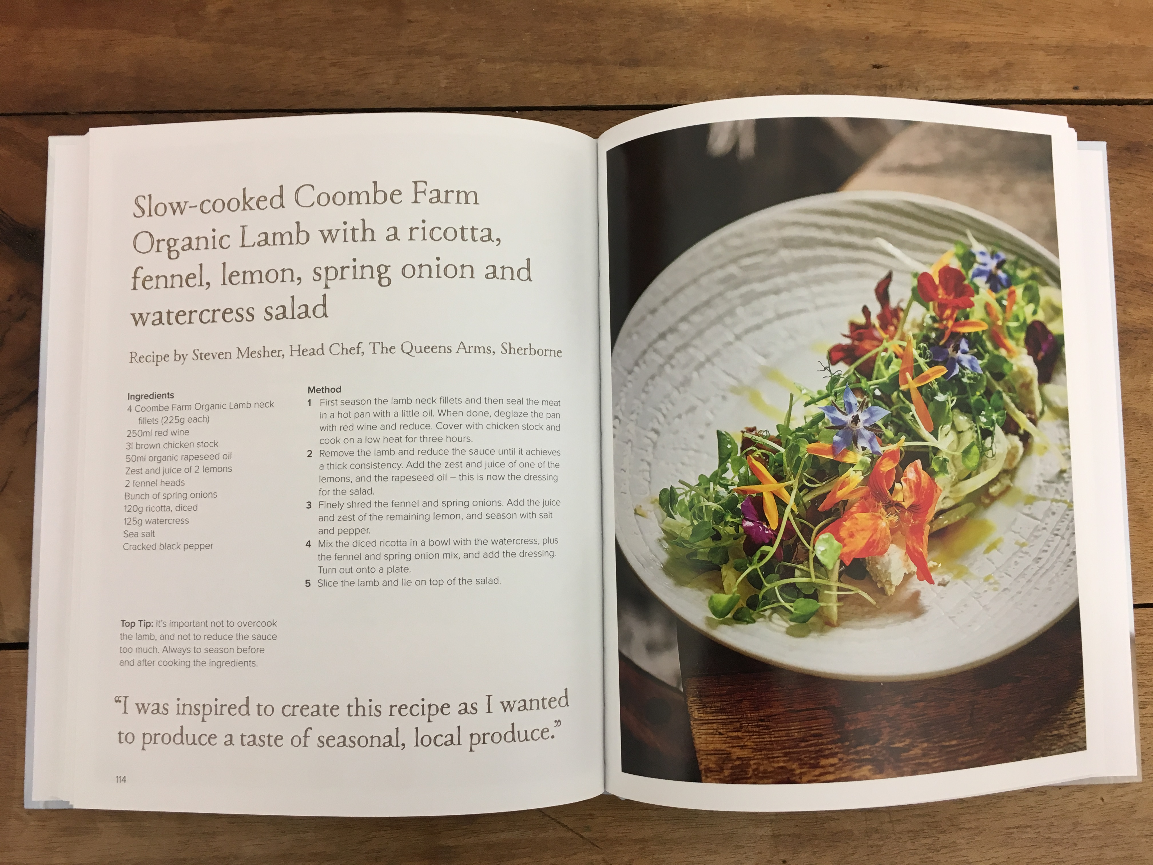 A taste of the west country recipe book coombe farm organic a taste of the west country recipe book forumfinder Choice Image